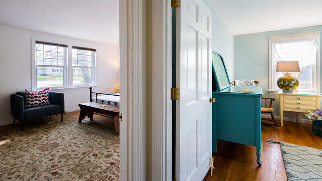 bedroom entrances - 790 Queen Anne Road Harwich- Cape Cod New England Vacation Rentals