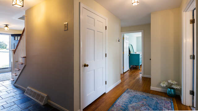 Hallway to Bedrooms - 790 Queen Anne Road Harwich- Cape Cod New England Vacation Rentals