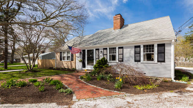 Welcome to Mussel Beach 790 Queen Anne Road Harwich- Cape Cod New England Vacation Rentals