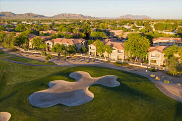 The Alta Mesa Golf Course is private but there are premiere public golf courses throughout the Mesa area