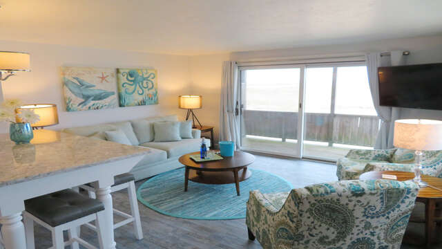 Smart TV- Central Air and WiFI!  945 Commercial St Provincetown Cape Cod New England Vacation Rentals