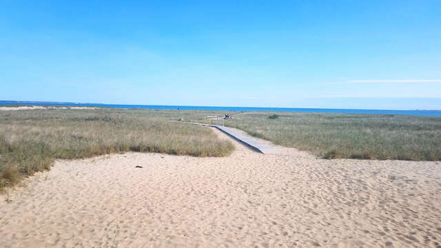 Welcome to Sanctuary East! Under 200 Steps from your door to the sea!-945 Commercial St Provincetown Cape Cod New England Vacation Rentals