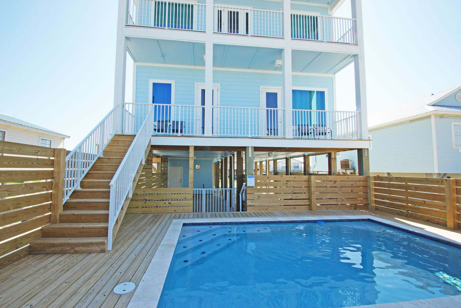 Welcome to Walk on Sand; picture of this Vacation Home in Gulf Shores.