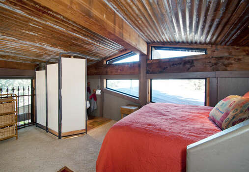 Sedona Decor Loft Bedroom