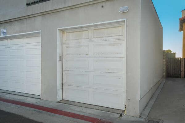 Large Parking Garage