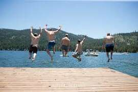 Cool off at Donner Lake!