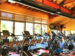 Tahoe Donner Exercise Room