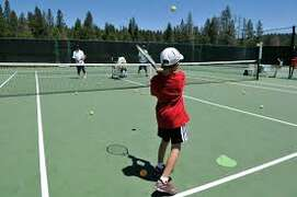 Tahoe Donner Tennis Courts