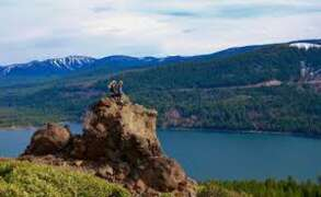 Donner Lake and Extensive Hiking Trails