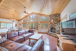This inviting home could be your Tahoe Donner Getaway!