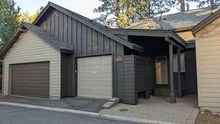 Exterior and garage