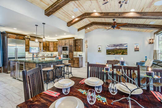 Great Room - Perfect Gathering Space for your Group