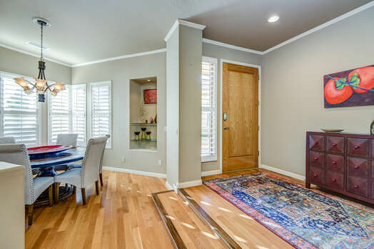 Plenty of Windows for Natural Light Throughout the Home