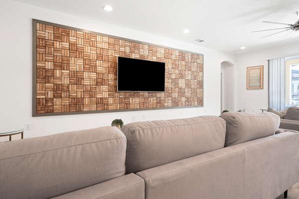 75-inch 4K SMART TV