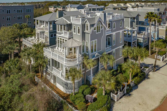 Enjoy a Getaway to this Oceanfront Rental on St Simons Island.