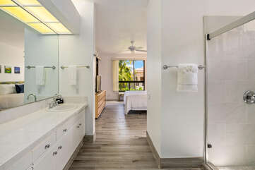 Beautiful Master bathroom