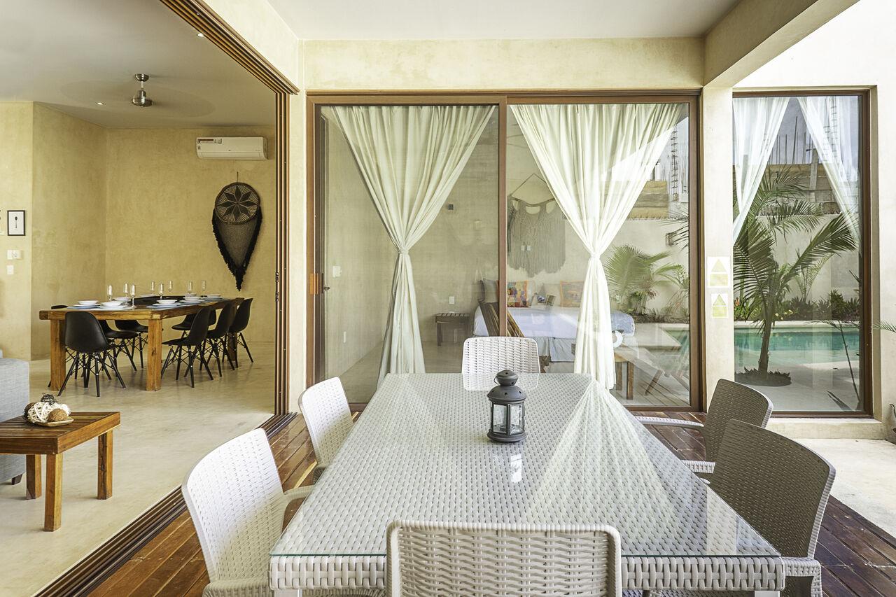 Apartment Casa Nova     Spacious 3BD Villa Tulum     Private pool photo 28095769