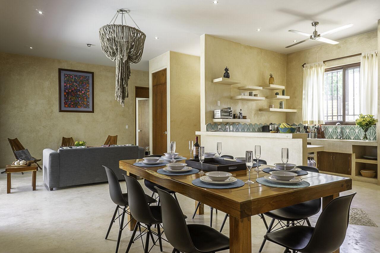Apartment Casa Nova     Spacious 3BD Villa Tulum     Private pool photo 28095773