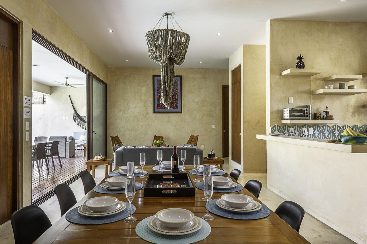 Apartment Casa Nova     Spacious 3BD Villa Tulum     Private pool photo 28095774