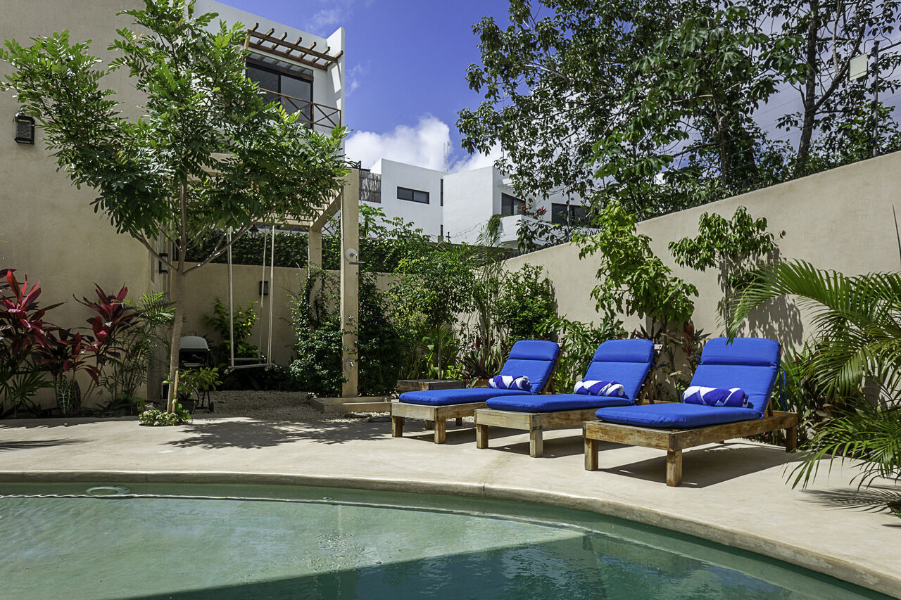Apartment Casa Nova     Spacious 3BD Villa Tulum     Private pool photo 28095776