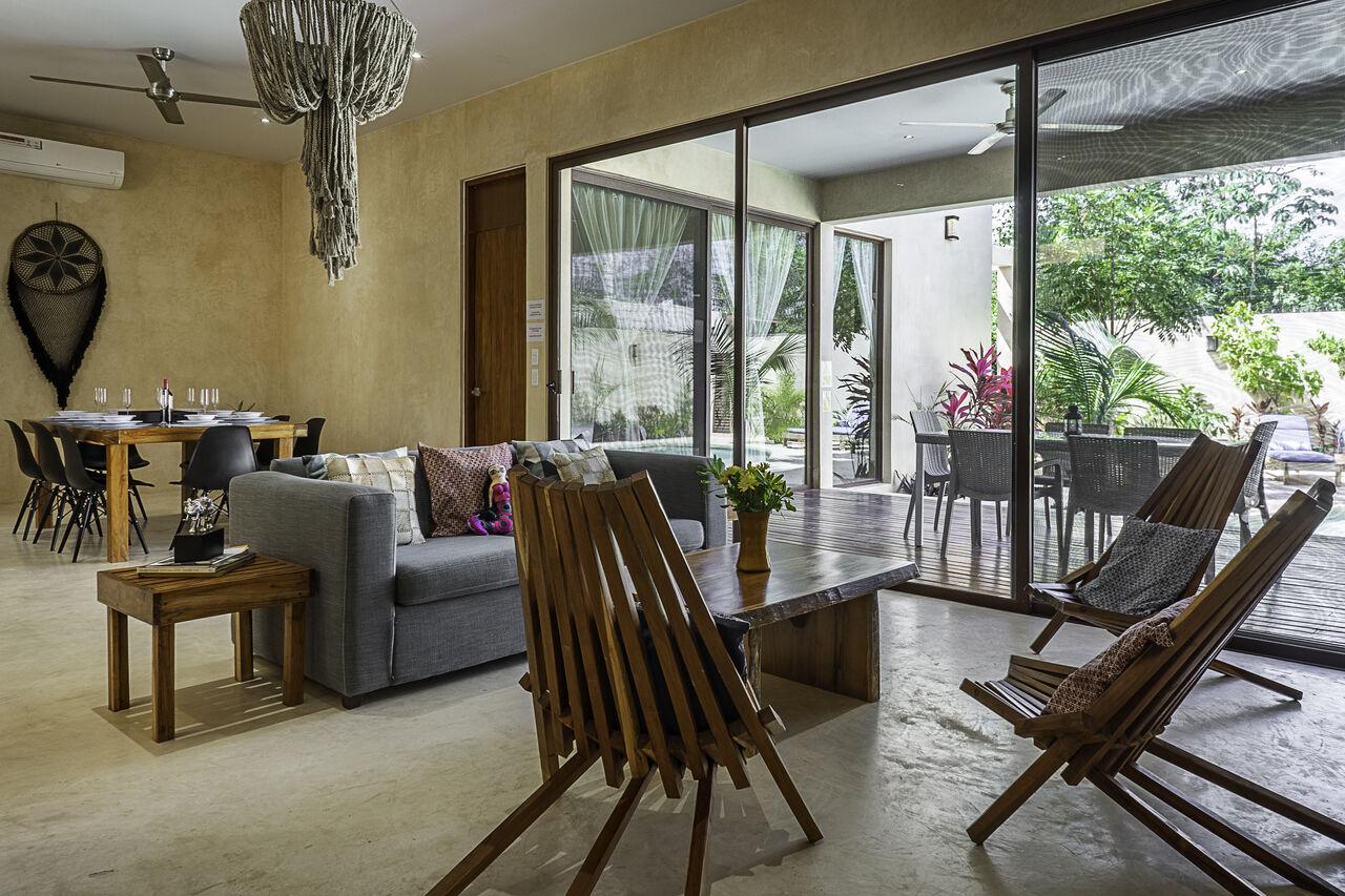 Apartment Casa Nova     Spacious 3BD Villa Tulum     Private pool photo 28095801