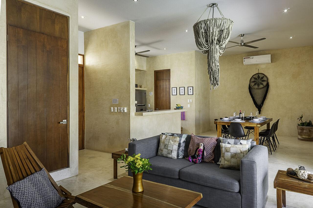 Apartment Casa Nova     Spacious 3BD Villa Tulum     Private pool photo 28095803