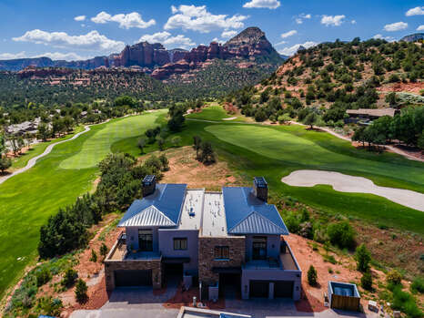 New Luxury Townhome in an Exclusive Private Golf Community