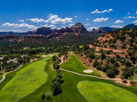 Seven Canyons Exclusive Golf Community