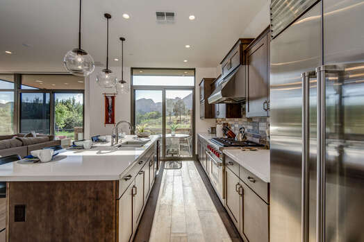 All New High-end Stainless Steel Appliances
