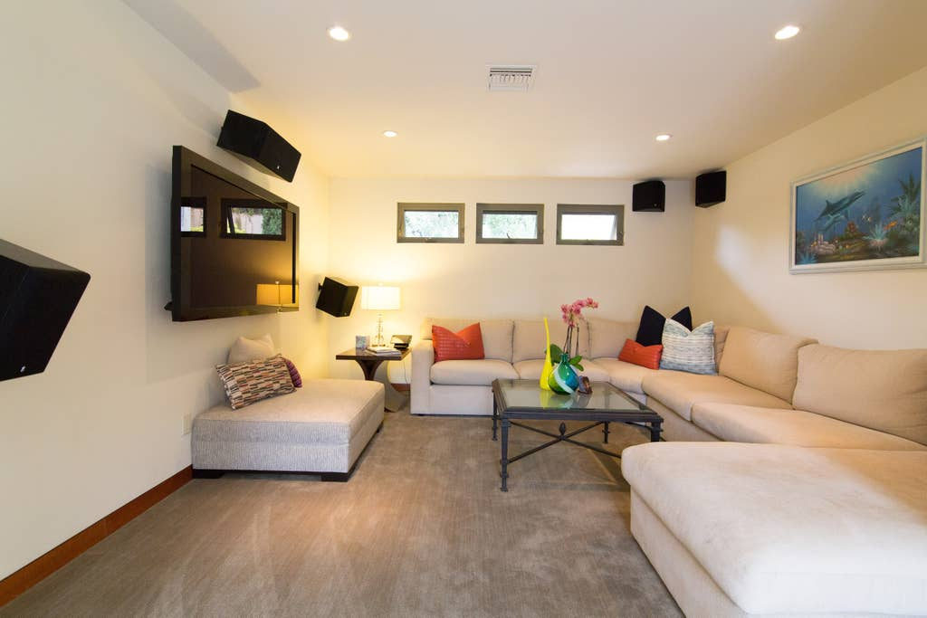 Entertainment Center Room