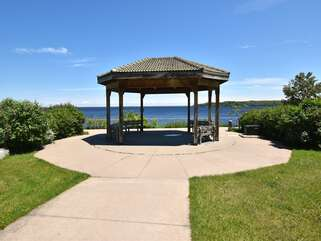 Public Gazebo Georgian Bay