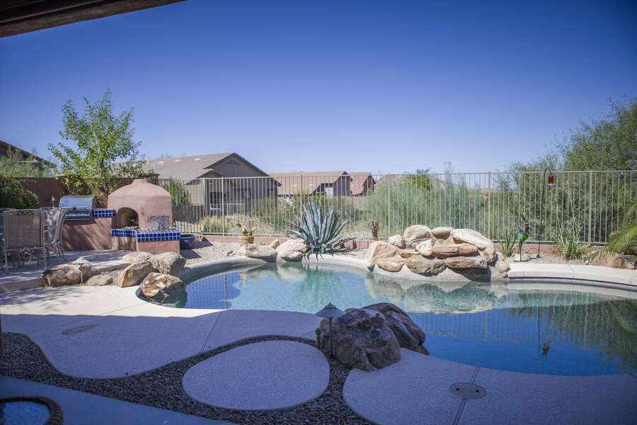 Sunset Oasis ~ POOL IS NOT HEATED