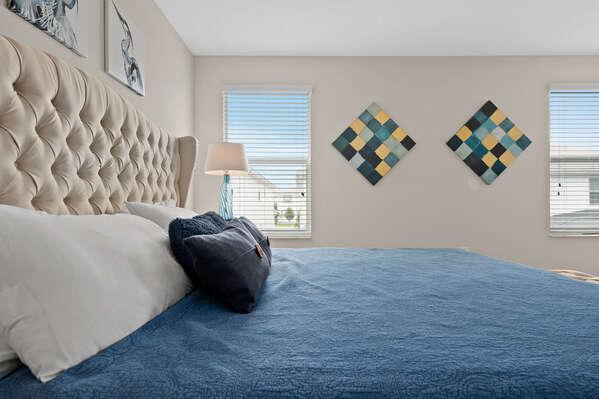 Plush bedding