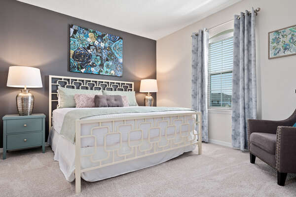 Another master suite
