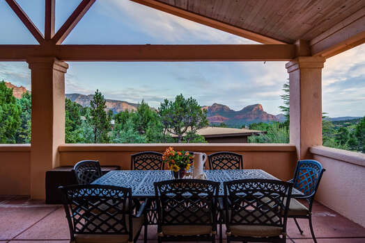 Sedona Oasis with 360-Degree Red Rock Views!