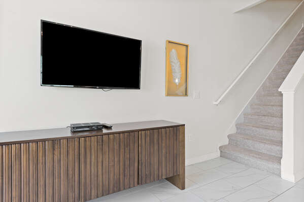 Large Screen TV to watch TV on