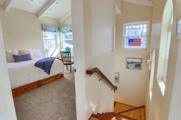 Second Floor Hallway to Bedrooms