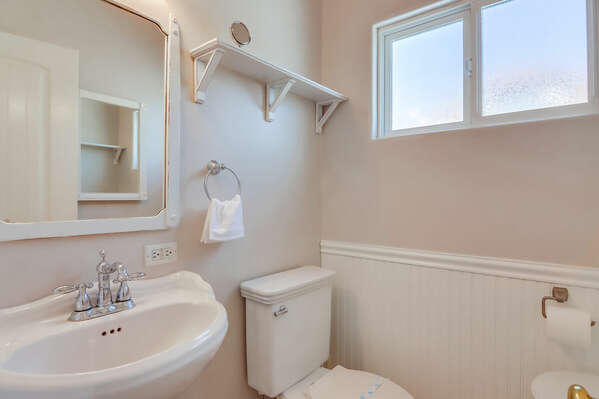 Guest Bedroom Half Bath - Second Floor