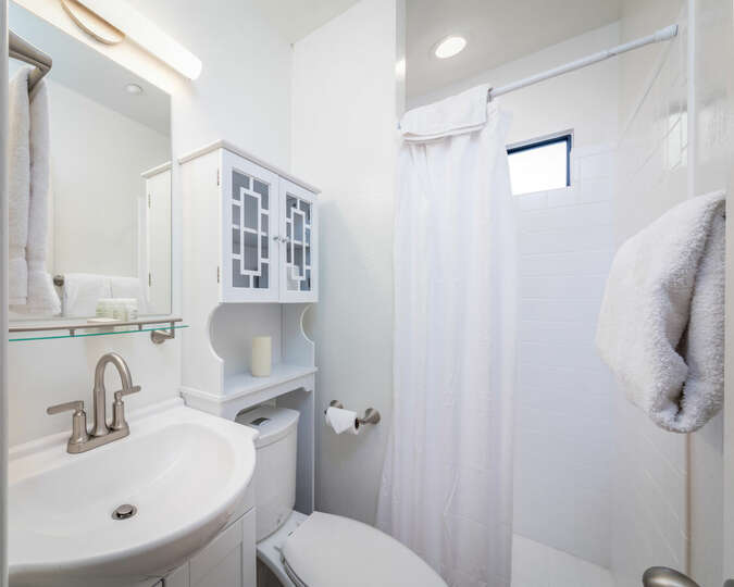 Full bathroom.