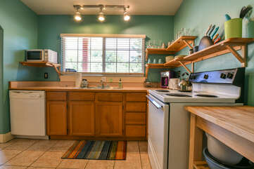 Kitchen Area at Moab Vacation Rental