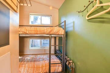 Bunk Beds in back of studio