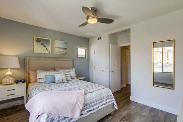 Image of Guest Bedroom on Second Floor.