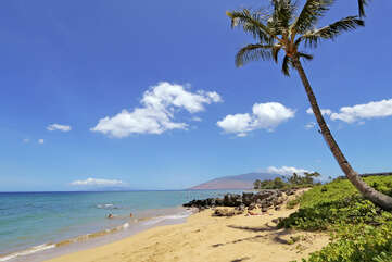 Lover's Knoll Beach by Wailea Inn Maui