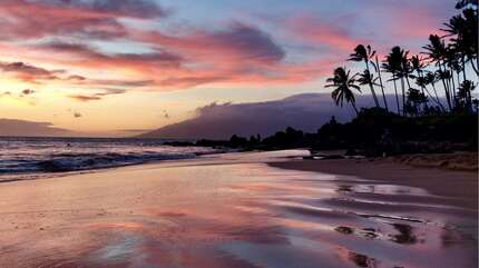 Charlie Young Beach by Wailea Inn Maui