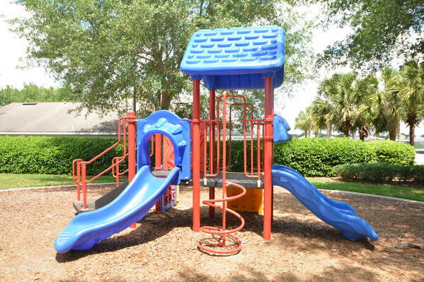 On-site amenities:- One of two children's play areas