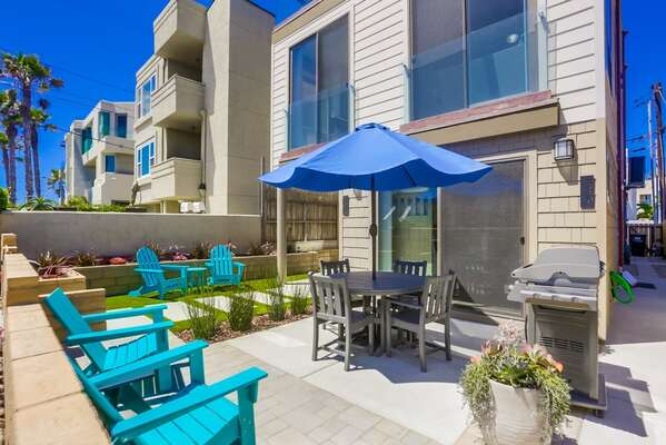 Welcome to KINGSTON720, a colorful Vacation Rental San Diego CA!