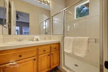 Cassita bathroom. Bathroom 3 Full bath