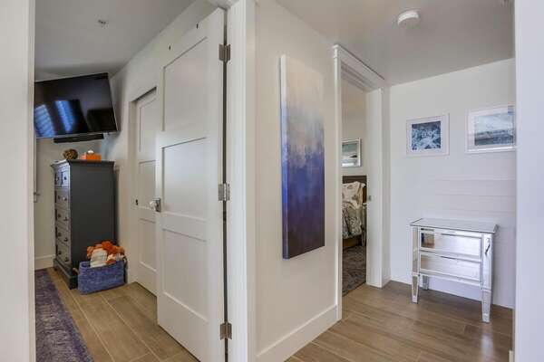 Hallway - Bunk Room & Guest Room