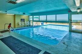 Indoor/ Outdoor Pool
