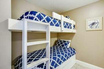 Twin bunks